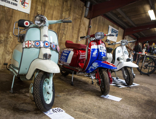 MODS AND ROCKERS – A NEW WAY OF LIFE FOR NEWARK JANUARY SHOW