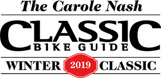 The Classic Bike Guide Winter Classic Logo